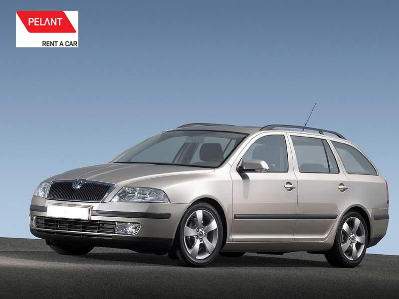 Škoda Octavia com.AT